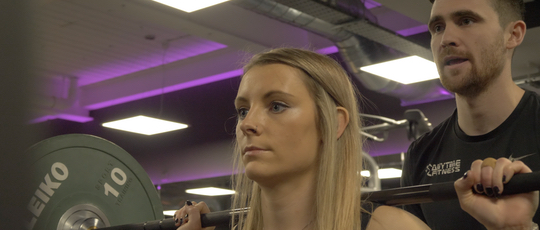Anytime Fitness runs with Belfast video production Filmsbyben for latest promo video image