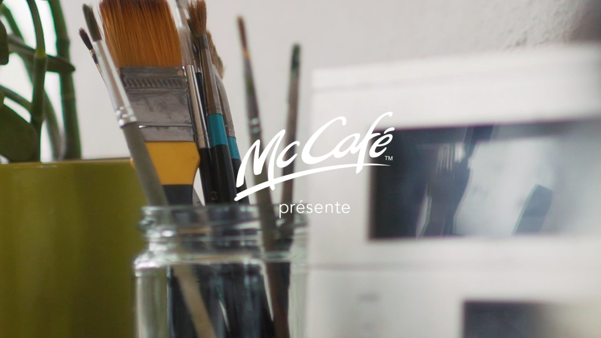 Filmsbyben works with Paris Agency for McDonalds McCafe image