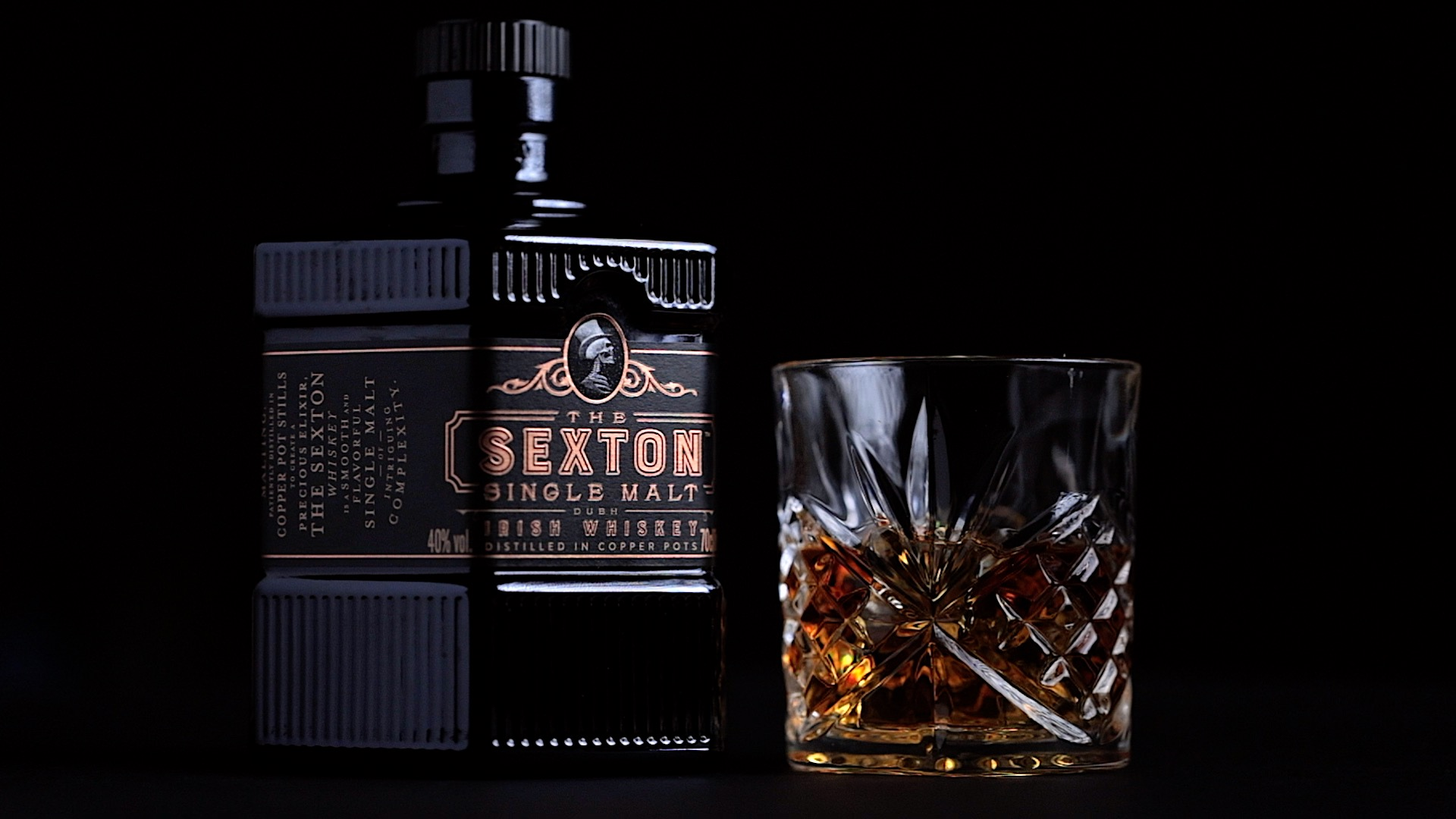 Video production – The Sexton Single Malt blended with Filmsbyben image